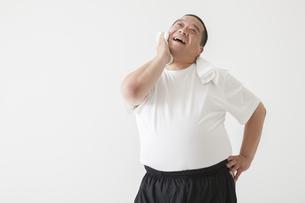 中年男性のダイエット FYI00024015