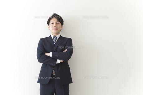 やる気のあるビジネスマン FYI00024243