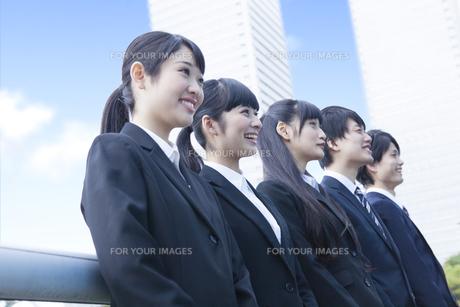 笑顔の新社会人 FYI00024559