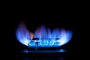 ガスの炎 FYI00025416