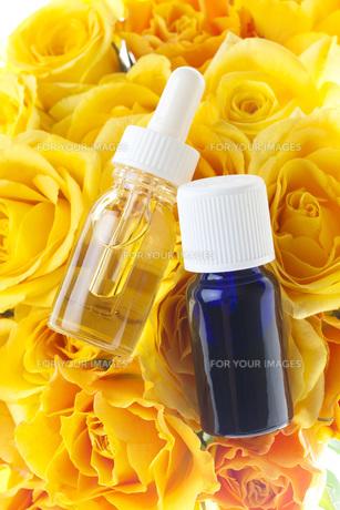 アロマとバラの花束 FYI00025443