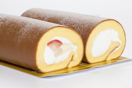 ロールケーキ2種 FYI00025836