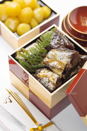 棒鱈と甘栗の正月料理 FYI00025955