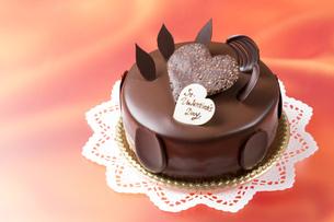 バレンタインチョコケーキ FYI00026272
