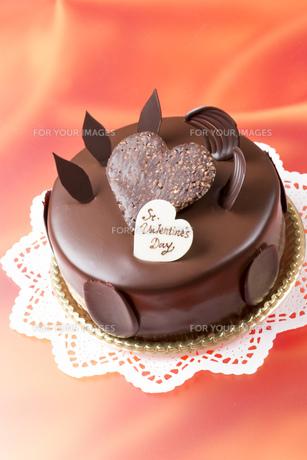 バレンタインチョコケーキ FYI00026295