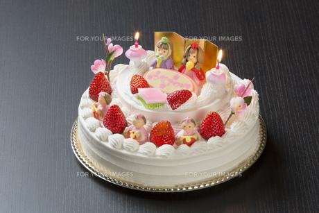ひな祭りケーキ FYI00026380