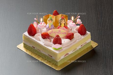 ひな祭りケーキ FYI00026448
