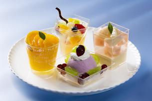 4種類のカップケーキ FYI00026598