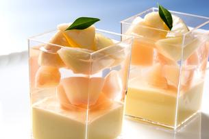 桃のカップゼリー FYI00026668
