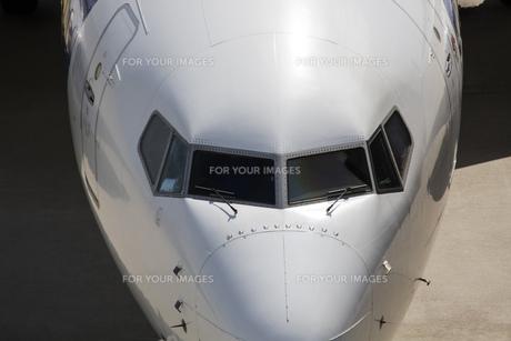 ジェット機のコックピット FYI00026778