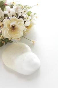 洗顔の石鹸と泡 FYI00030433