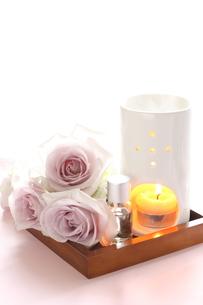 薔薇とアロマテラピー FYI00032027