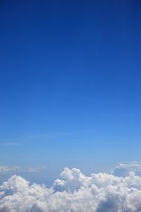 青空と雲 FYI00034598