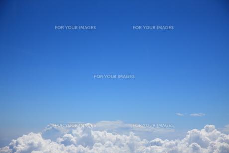 青空と雲 FYI00034606