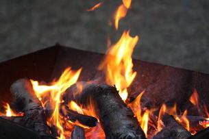 焚き火 FYI00034688