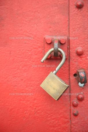 開錠された扉 FYI00034854