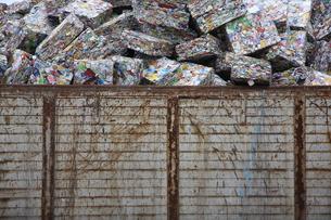 アルミ缶リサイクル FYI00036292