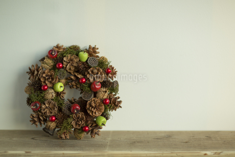 クリスマスリース FYI00041871