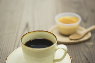 コーヒーとプリン FYI00041963