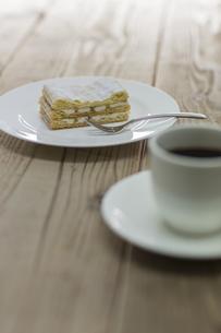 ミルフィーユとコーヒー FYI00041973