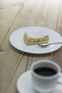 ミルフィーユとコーヒー FYI00041981