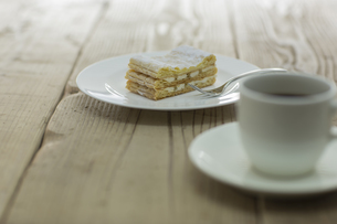 ミルフィーユとコーヒー FYI00041985
