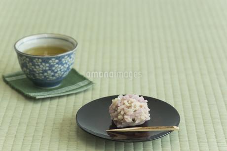 饅頭とお茶 FYI00042172