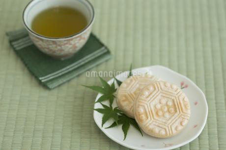 最中とお茶 FYI00042201