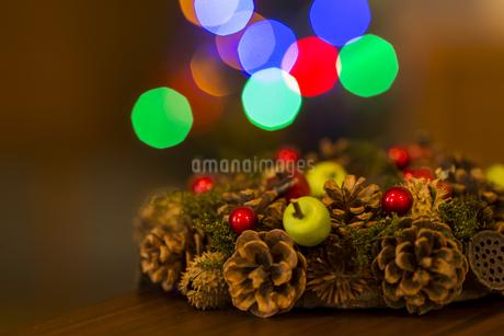 クリスマスリース FYI00042794