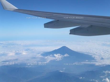 富士山の航空写真 FYI00043000
