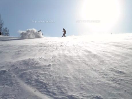 雪煙り FYI00043002