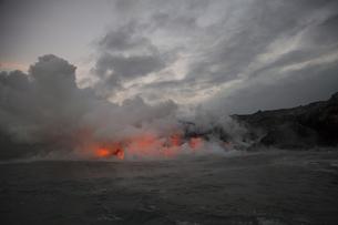 ハワイ島カラパナのオーシャンエントリー FYI00044749