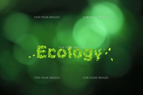 エコロジーイメージ FYI00045765
