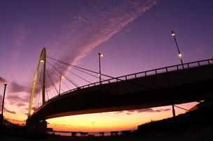 橋とマジックアワー FYI00049230
