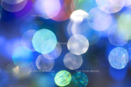 ぼけた光のイメージ FYI00049979