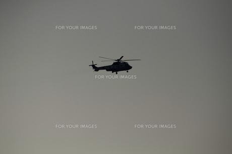 自衛隊のヘリコプター FYI00052098