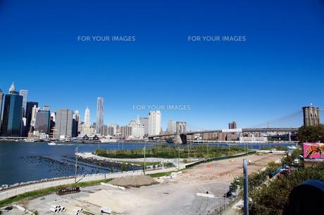 ブルックリンプロムナードから見たマンハッタン FYI00058646