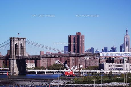 ブルックリンプロムナードから見たマンハッタン FYI00058666