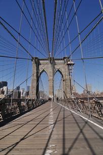 ブルックリンブリッジとロワー マンハッタン FYI00059611