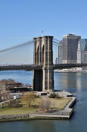 ニューヨーク、ブルックリンブリッジ FYI00059854
