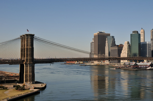 ブルックリンブリッジとロワー マンハッタン FYI00060212
