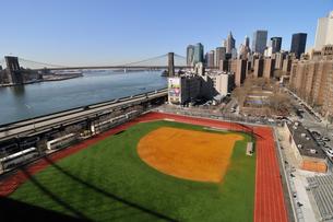 野球場とロワー マンハッタン FYI00060218
