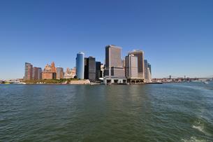 マンハッタン南端、高層ビル群 FYI00060297