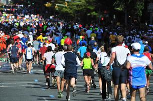 ニューヨーク シティ マラソン FYI00060346