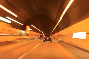 トンネル 高速撮影 FYI00061926