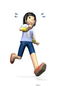 ジョギングする女性 FYI00068947