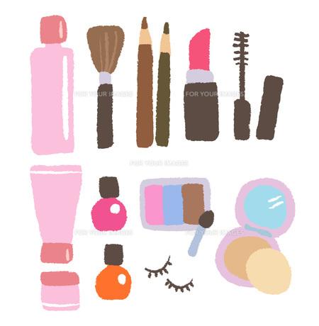 化粧道具の素材 [FYI00075931]