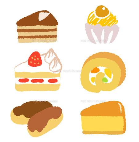 色々なケーキ FYI00075935