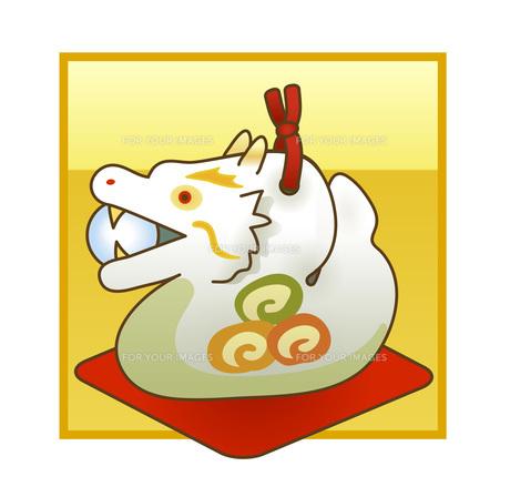 龍の土鈴 FYI00076183