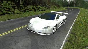 スポーツカー FYI00086595